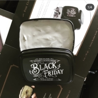 Black friday pomade fixie Clay Water based