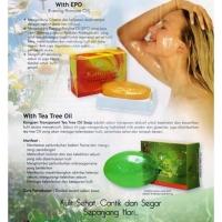Epo transparent soap