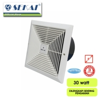 Exhaust fan/kipas penyedot plafon sekai 8inch MVF 893