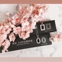 KK Liforce Paket Hemat oval stone & square stone