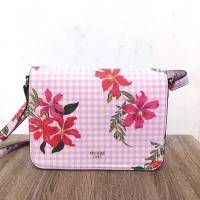 Tas Guess / Sling Bag Guess / GUESS Kamryn Pink Floral BG669121