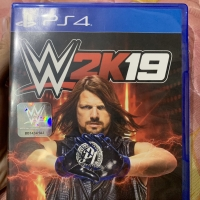 KASET PS4 WWE 2K19