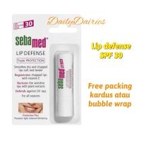 Sebamed lip defense SPF 30 lip balm care stick spf30