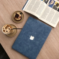 Mac Book Macbook Pro 13 Inch Touchbar Non A1706 A1708 Jeans Case Cover