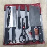 Set pisau dapur