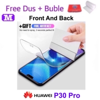 Huawei P30 Pro - MAXFEEL Hydrogel Premium Screen Protector FULL SET