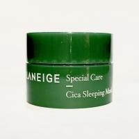 Laneige cica sleeping mask 10ml trial kit ( packaging asli laneige )