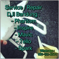 Servis Service repair drone DJI Mavic Pro Spark Mavic air tello
