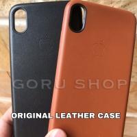 Leather case iphone 6 6s 7 8 plus 7+ 8+ soft hard kulit original apple