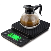 Drip scale / timbangan kopi digital / coffee drip scale V60 with timer