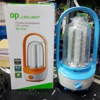 Lampu emergency LED recharger DP 7410