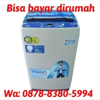 Mesin cuci satu tabung aqua 77DH