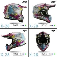 Helm jpx cross x28 ORIGINAL