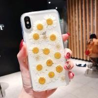 iPhone Case Dried Flower 6/6S/6+/6S+/7/8/7+/8+/X/XS/XS MAX/XR - IP X