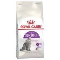 ROYAL CANIN SENSIBLE 400GR / UNTUK KUCING PENCERNAAN SENSITIVE 400GR
