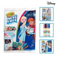 Crayola Color Wonder Mess Free - Frozen Coloring Book Set