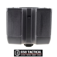 Blackhawk Rapid Double Stack 9mm Magazine Holster Mag Pouch IPSC