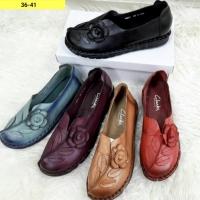 sepatu wanita clarks radial 9800 36-41