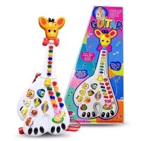 Mainan anak dan bayi GITAR JERAPAH