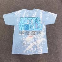 Travis Scott Astroworld Moonman Tie Dye T-shirt