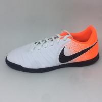 Sepatu futsal nike Tiempo legend 7 club putih orange new 2019