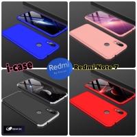 Case Xiaomi Redmi Note 7 GKK 360 Ori - casing cover redminote 7