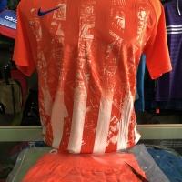 Jersey Futsal/Bola Grade Ori ATM orange