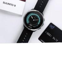 Suunto 9 Black GPS Smart Watch - Jam tangan pintar hitam pria premium