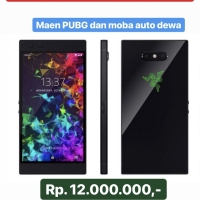 Jual Razer Phone 2 BNOB ORIGINAL 100% Gaming Garansi Singapore