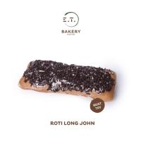 Long John (Chocolate) / Donat Coklat / Roti Coklat
