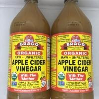 Bragg Apple Cider Vinegar Asli 946 ml