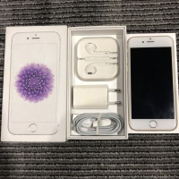 IPhone 6 32GB iBox Second Like New - Gold