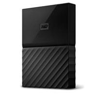 WD PASSPORT 2TB Black