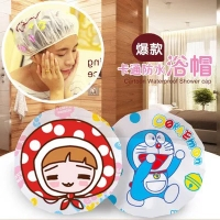 Shower Cap Mandi Anak Dewasa - Topi Keramas