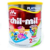 Chil Mil Platinum 800 gr Morinaga Chilmil