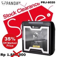 PANDA PRJ-8020 Fixed Mount Vertical Laser 1D Omni Barcode Scanner