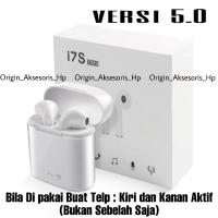 Headset Bluetooth 4.2 Sport True Wireless Earphone Airpods HBQ i7S