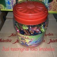 Coklat Payung merek Ninja Pusan isi 50 Pcs