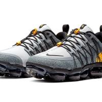 Sepatu Pria - Nike Air Vapormax Run Utility Grey Yellow - PRM