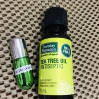 Tea Tree Antiseptic Oil Pure 100% Thursday Plantation