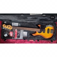 Fender American Deluxe Dimension Bass IV HH RW