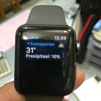 Tempered Glass 3D iPhone watch 42mm