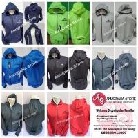 Jaket Shimano Parasut Metalik Cocok Untuk Olahraga