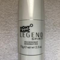 Deodorant stick montblanc legend spirit 75gr