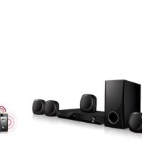 Speaker 1 set + VCD player