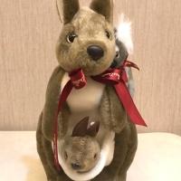 Boneka Kangguru dan Koala Original Australia