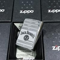ZIPPO LIGHTER / MANCIS KOREK API ZIPPO ORIGINAL - JACK DANIELS 29526