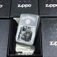 ZIPPO LIGHTER / MANCIS KOREK API ZIPPO ORIGINAL - JACK DANIELS 28756