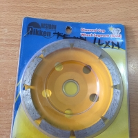 Diamond cup wheel 4""