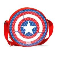 MARVEL Captain America Puzzle Lunch Box Kotak Makan Bekal ORI MARVEL